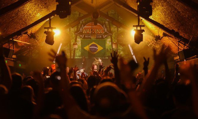 Warung Beach Club e seus 15 anos de celebração à música!